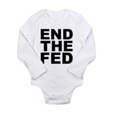 END THE FED Body Suit