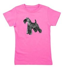 Kerry_Blue_Terrier002.png Girl's Tee
