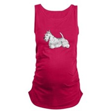 Scottish_Terrier.png Maternity Tank Top