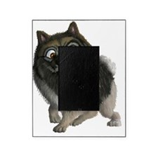 The Keeshond: A friend like no other Picture Frame