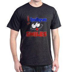 ... smiles Dark T-Shirt