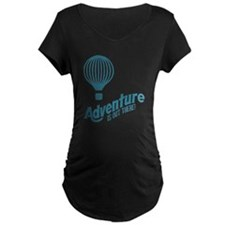 Adventure is out there 2 T-Shirt