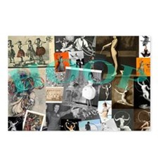 Hoop History Postcards (Package of 8)