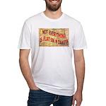 Flat N Dakota Fitted T-Shirt
