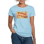 Flat N Dakota Women's Light T-Shirt