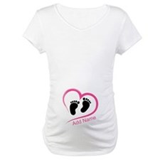 Maternity Funny Pregnancy Personalized Shirt