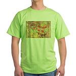 Flat Wyoming Green T-Shirt