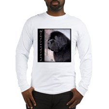 Newfoundland-Newfy Long Sleeve T-Shirt