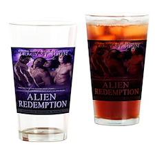 Alien Redemption Drinking Glass