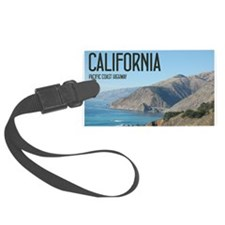 California Pacific Coast Highway Luggage Tag