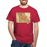 Flat Missouri Dark T-Shirt