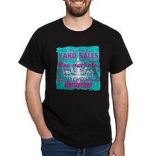 junker shirt bluewithpink T-Shirt