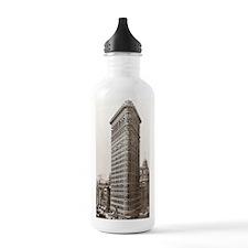 Flatiron Building Water Bottle
