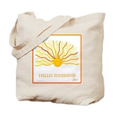 Hello Sunshine! Tote Bag