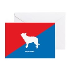 Berger Greeting Cards (Pk of 10)