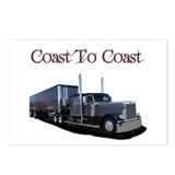 Coast To Coast Postcards (Package of 8)