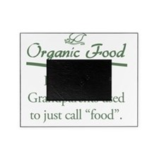 Organic Food Picture Frame