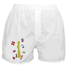 Numberwang Case Boxer Shorts