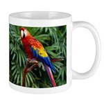 Parrot Colorful Coffee Mug