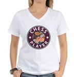Chess Women's V-Neck T-Shirt