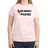 Queen Pong T-Shirt