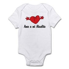 Amo a mi Abuelito Infant Bodysuit