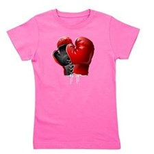 boxing gloves Girl's Tee