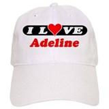 I Love Adeline Hat