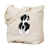 Saint Charcoal2 Tote Bag