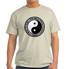 Yin & Yang Meanings T-Shirt