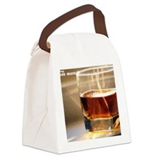 okay, one more Canvas Lunch Bag