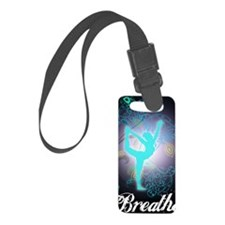 Breathe Luggage Tag