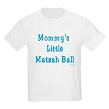 Mommy's Little Matzah Ball Passover T-Shirt