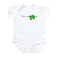 I'm bringing Irish Back Infant Bodysuit