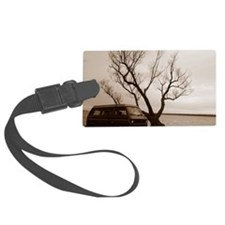 Vanagon by the Lake Luggage Tag