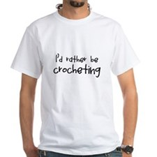 Crocheting Shirt