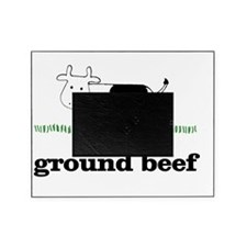 Ground Beef Picture Frame