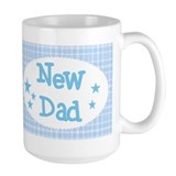 New Dad 2011 Dated Coffee Mug