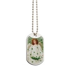 St. Patrick Angel Dog Tags