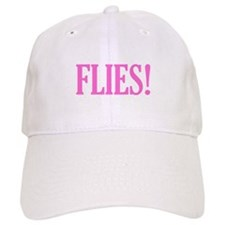 This Chick Flies! Baseball Cap