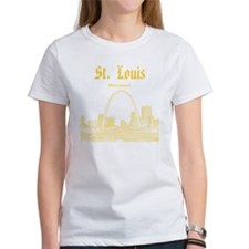 StLouis_12x12_Downtown_Yellow Tee