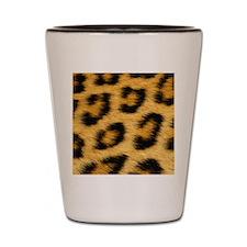 leopard skin Shot Glass
