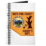 White Pine Sheriff Journal