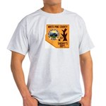 White Pine Sheriff Light T-Shirt