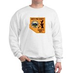White Pine Sheriff Sweatshirt