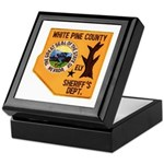 White Pine Sheriff Keepsake Box