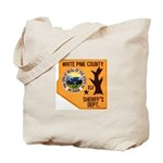 White Pine Sheriff Tote Bag