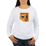 White Pine Sheriff Women's Long Sleeve T-Shirt
