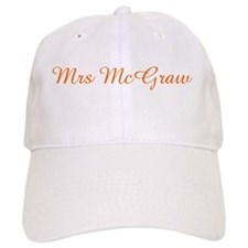 Mrs McGraw Baseball Cap