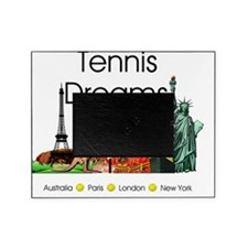 tennisdreamsapln Picture Frame